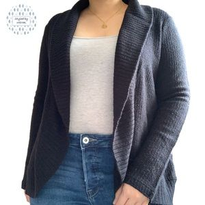 Forever 21 Open front Knit Cardigan